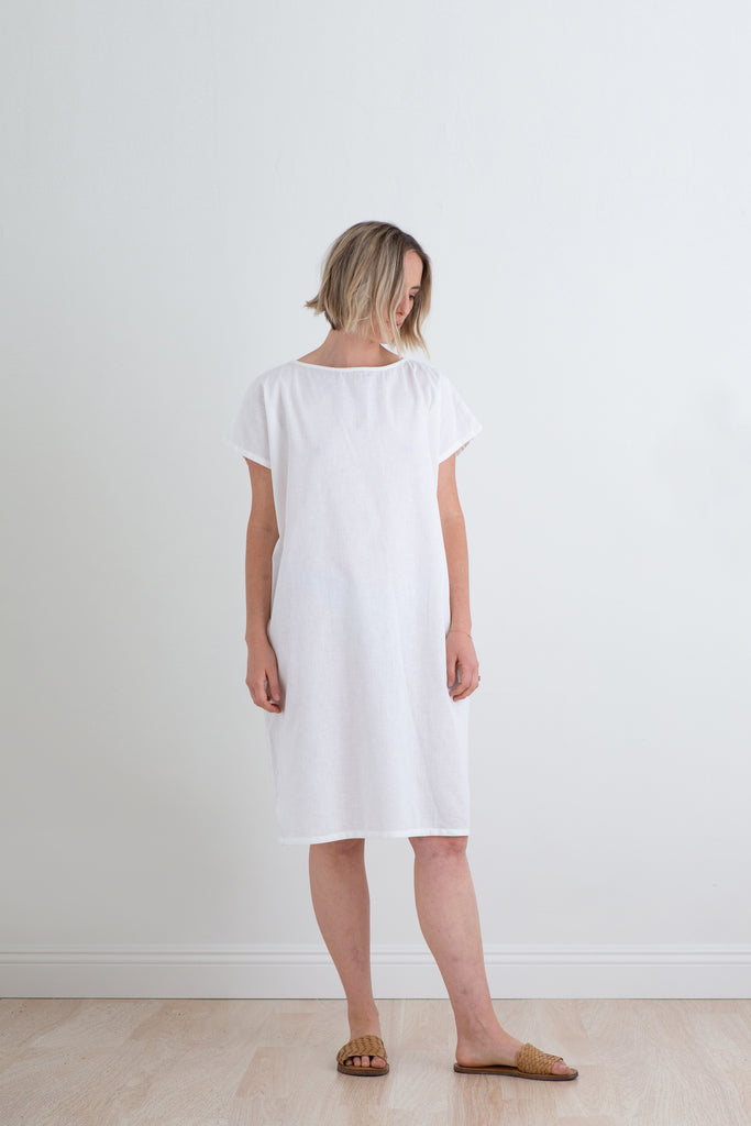 Essential Woven Summer Dress