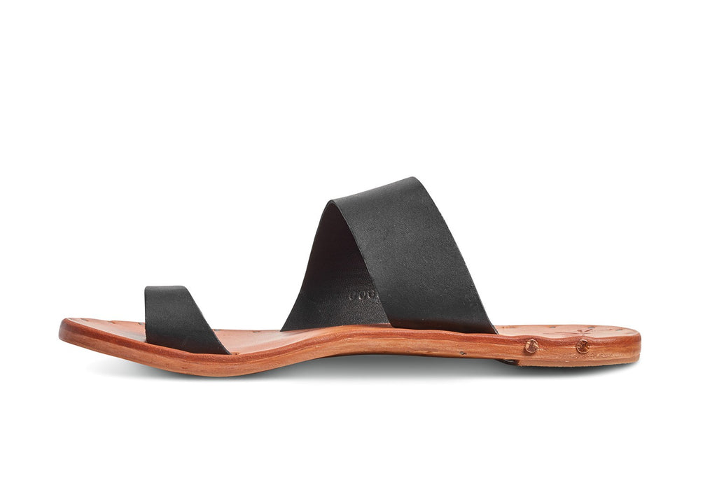Finch Sandal by BEEK - black