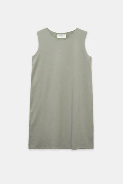 french terry muscle frock
