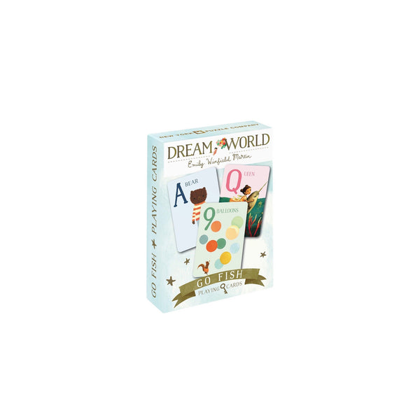 Dream World Go Fish Cards<br>Dream World