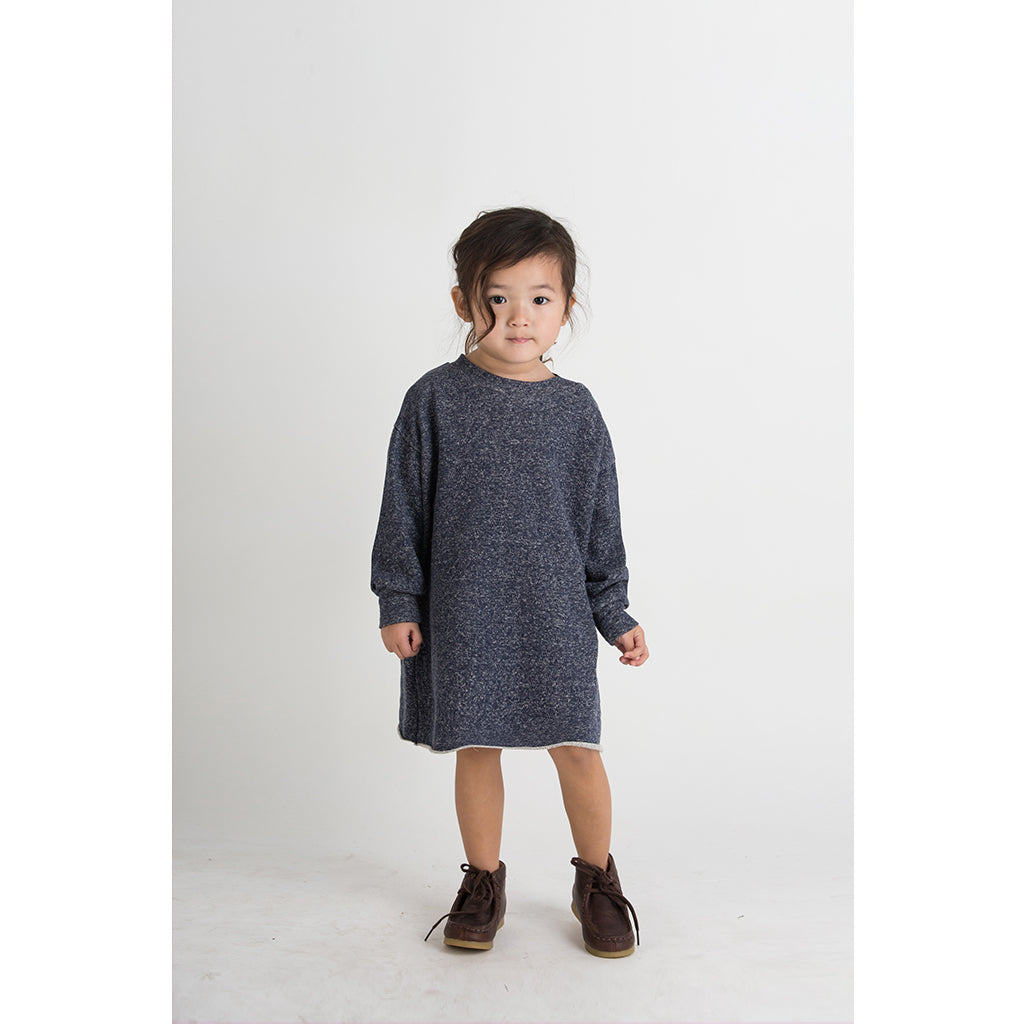Hemp Puff Sleeve Dress