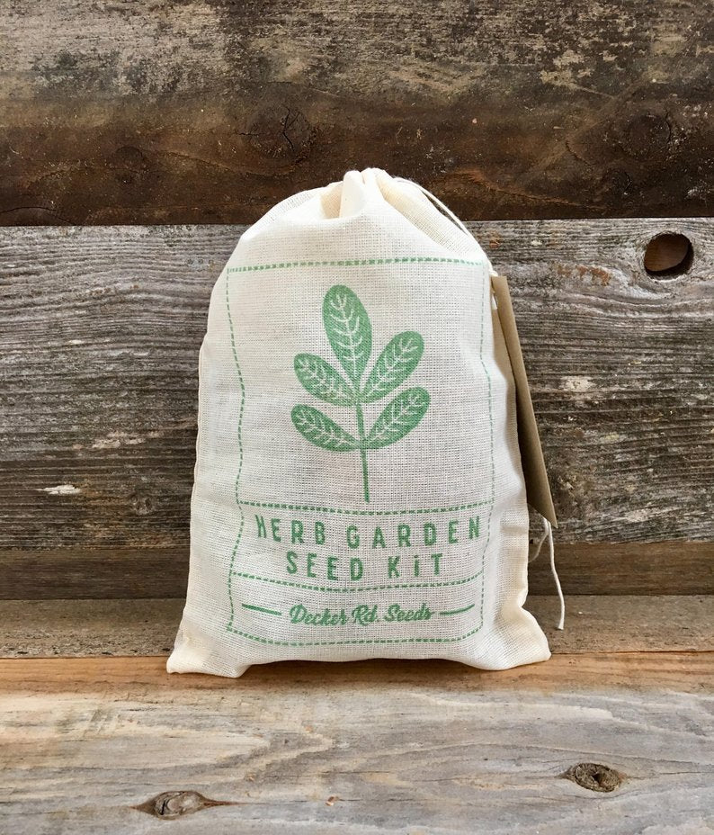 Herb Garden Seed Kits