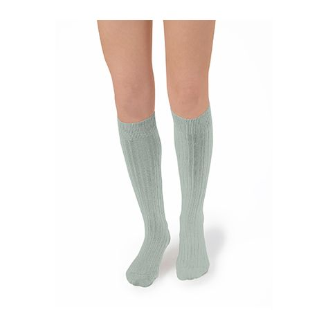 Collegien Knee Socks - aigue marine