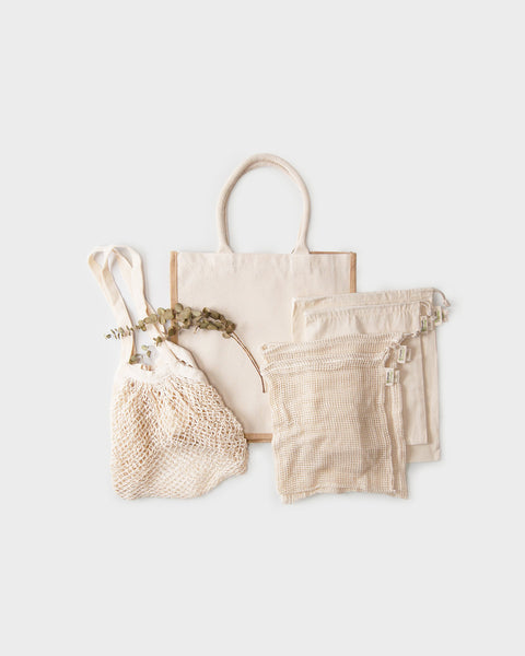 Farmers Market Bag Set<br>