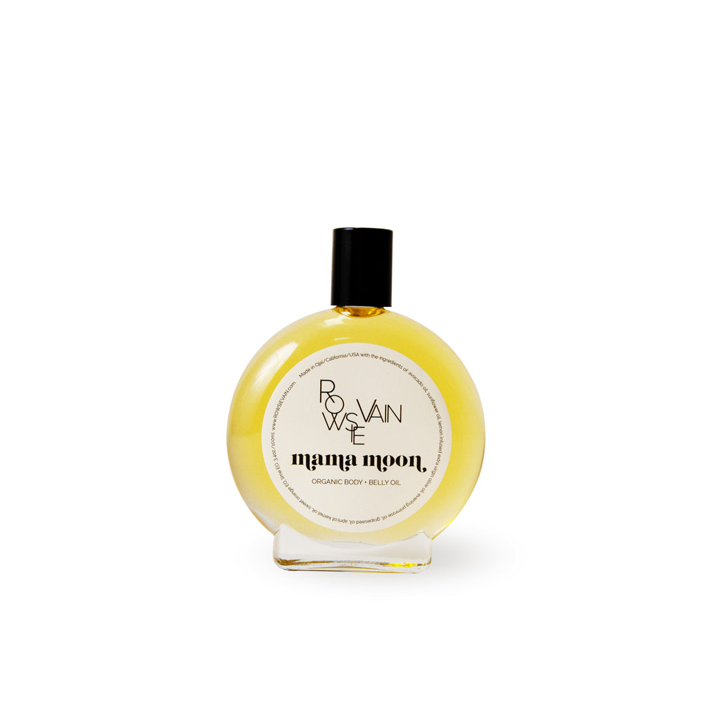 MAMA MOON Organic Body Oil<br>by ROWSIE VAIN