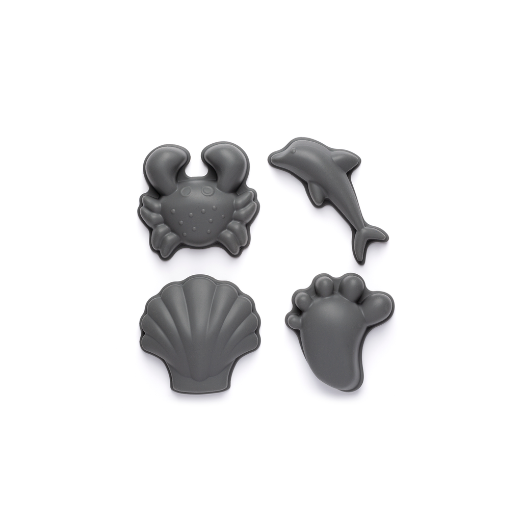 Silicone Mould Set -charcoal gray