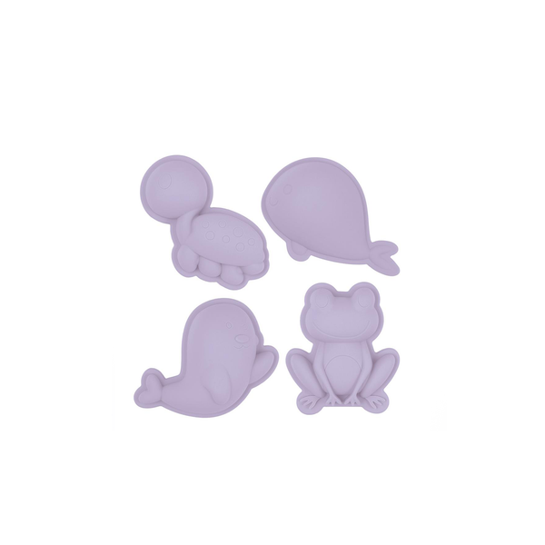 Silicone Mould Set - lilac