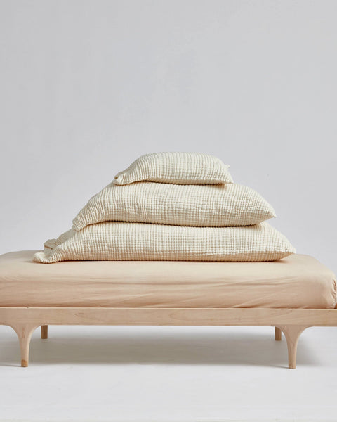 Pillowcase / 4-layer gauze - standard/queen<br>Willaby