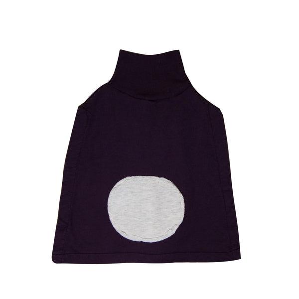 Circle Pocket Poncho