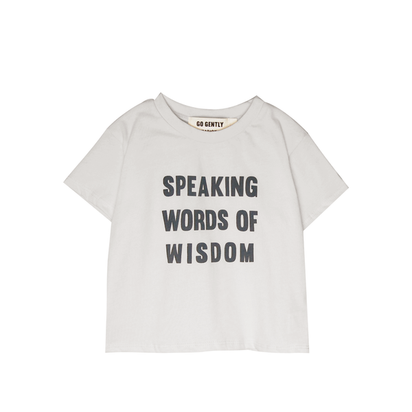 Speaking Words Of Wisdom Tee