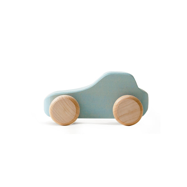 Toy Car - light blue<br> Raduga Grez