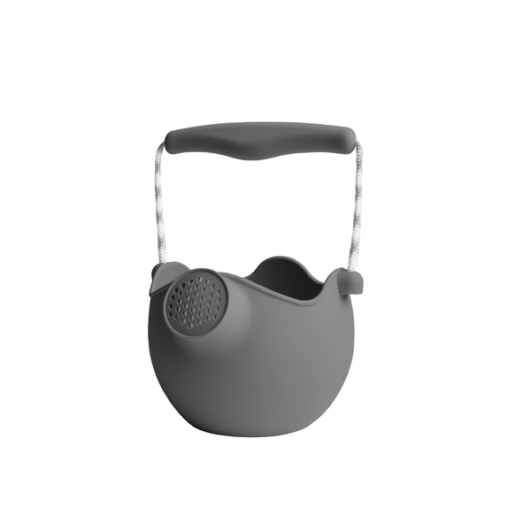 Silicone Watering Can - charcoal gray