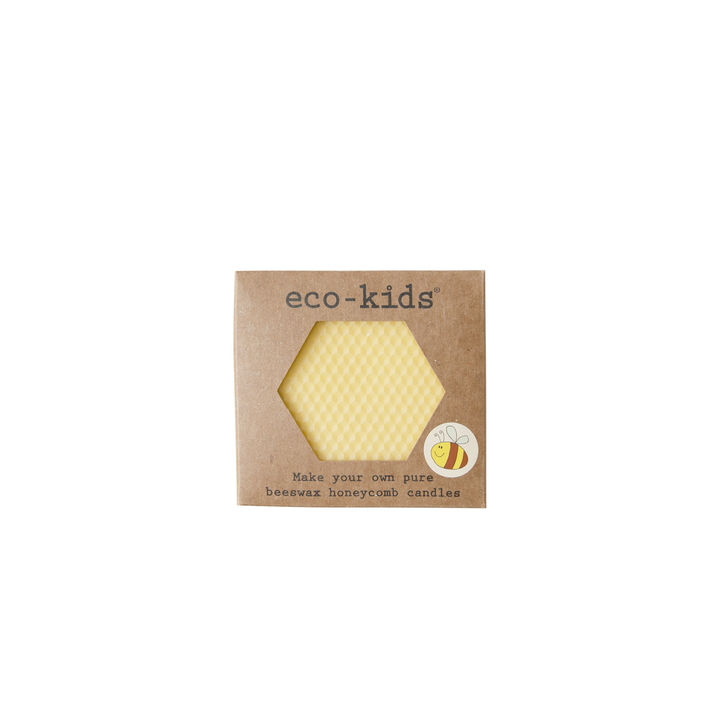 Beeswax candle making kit <br> Eco Kids