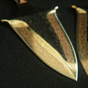 24K Gold Lore Shadow Daggers