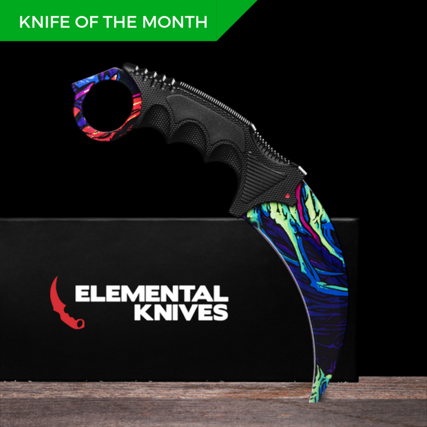 Randomized Hyper Beast© Karambit 2.0