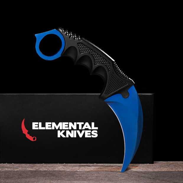 Blue Steel Karambit 1.0