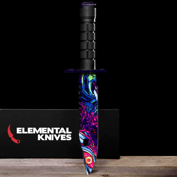 Randomized Hyper Beast© M9 Bayonet