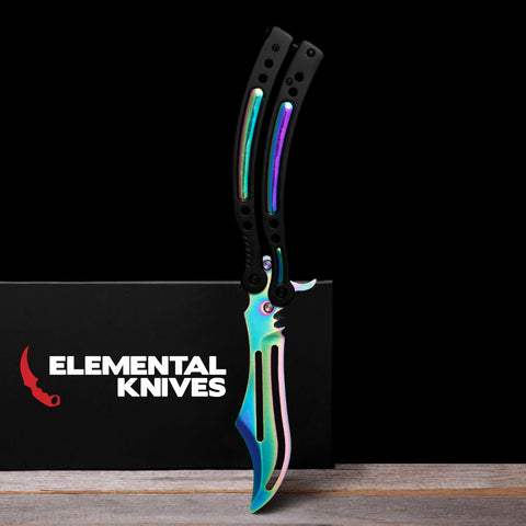 Fade Training Butterfly Knife
