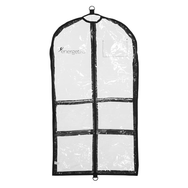 Energetiks Clear Garment Bag (DB01)