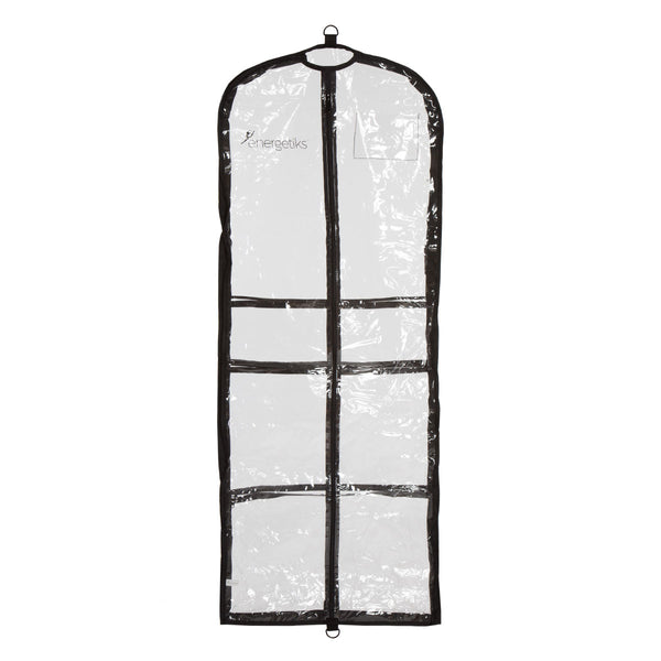 Energetiks Large Clear Garment Bag (DB02)