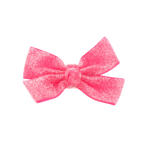 Frosted Glitter Hair Bow- Gifts