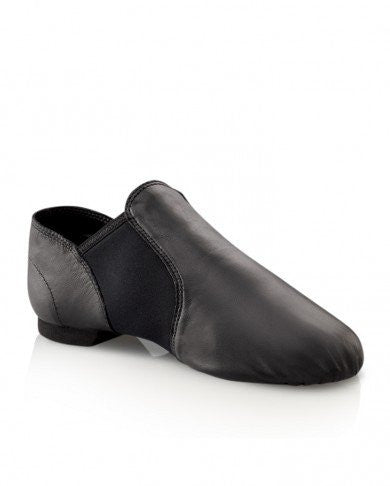 Capezio Adult E- Series Jazz Slip On- Black (EJ2)