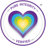 pure integrity verified seal of certification