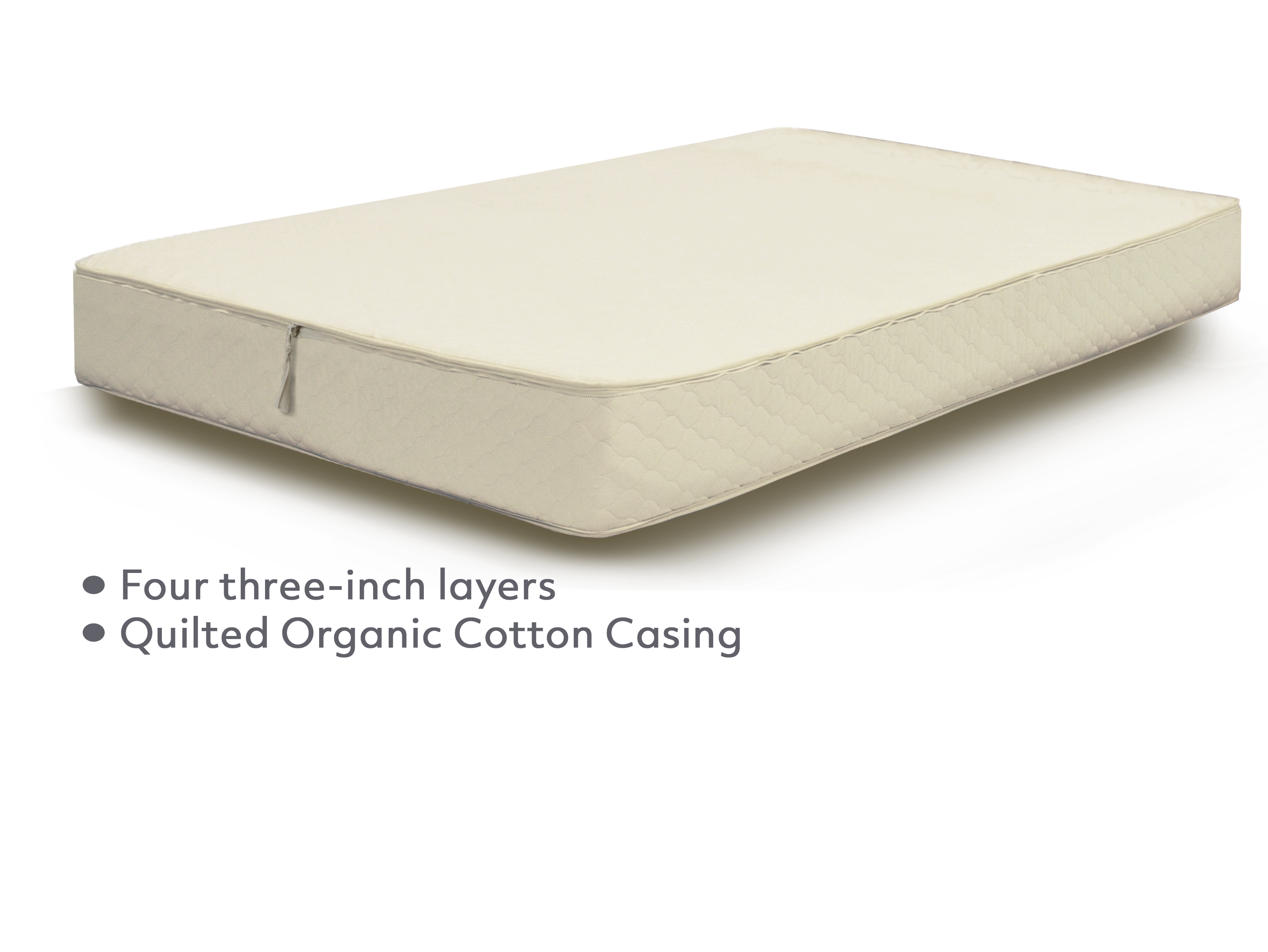 The Heavenly Harmony Mother of all beds Mountain Air Organic Beds Mattress