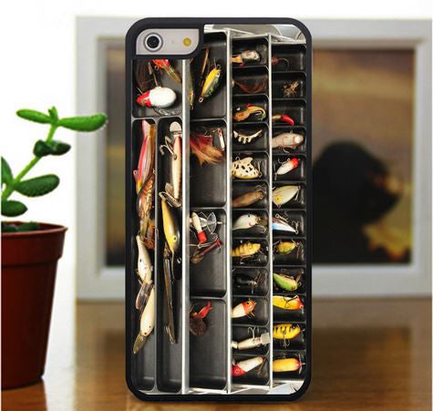 fishing tackle box iphone case – grab outlet, Fishing Rod