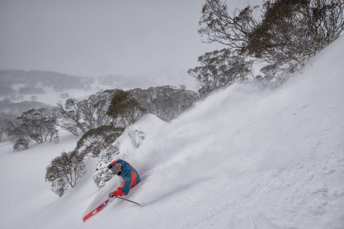 New quad chairlift for Perisher!