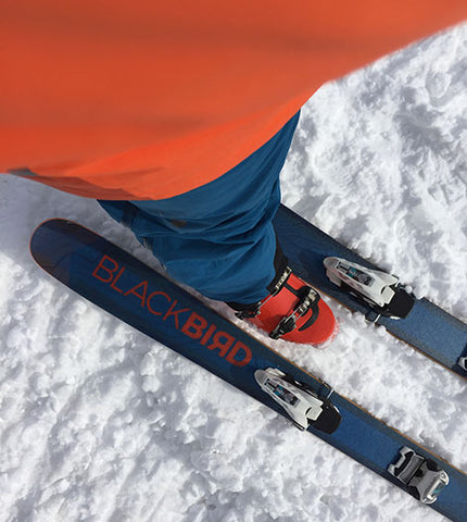 Blackbird Bespoke Skis - Custom Made Skis here in Australia