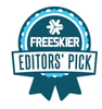 Freeskier Magazine Editors Choice