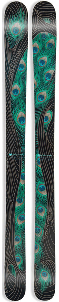 Coalition Snow Boutique Skis made by women for women, now available at Blackbird Bespoke Ski Co Australia