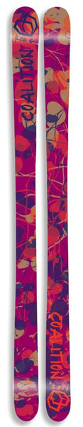 Roz G. Pro Model Halfpipe Ski - Flannel Sunspot