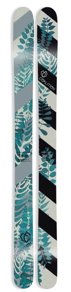 Rafiki Powder Ski - So Very Frond of You