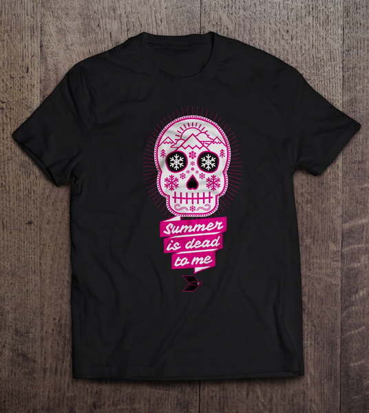 BLKBRD 'Muerto' Tee - *FIRST RUN OF NEW DESIGN*