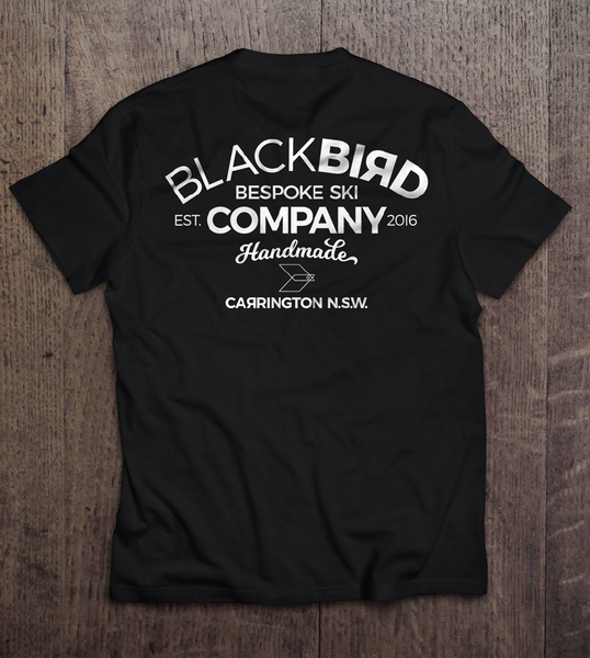 Womens BLKBRD 'Mountain Bird' Tee