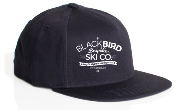 BLKBRD Cotton Baseball Cap