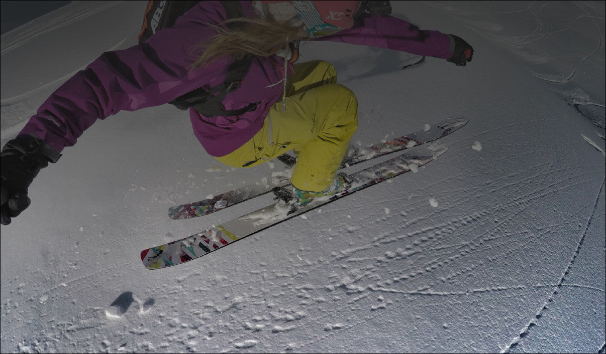 Skis Designed For Women