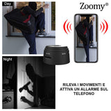 ZOOMY® - MINI IP VIDEOCAMERA