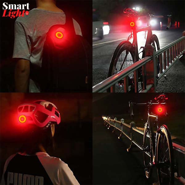 SMARTLIGHT® - LUCE PER BICI INTELLIGENTE
