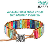 BRACCIALETTO ENERGETICO HAPPY