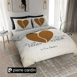"PIERRE CARDIN ""HEART GOLD"""