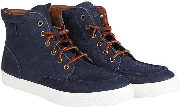 cb8ab5f1d21 Polo Ralph Lauren 803533927002 Tedd SK VLC Pull Up High Top Sneakers Shoes  for Men -