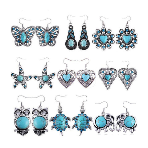 Bohemian Vintage Earrings FREE