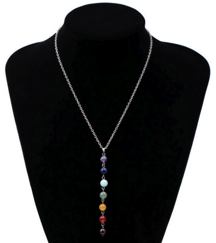 Chakra Pendant Necklace Giveaway