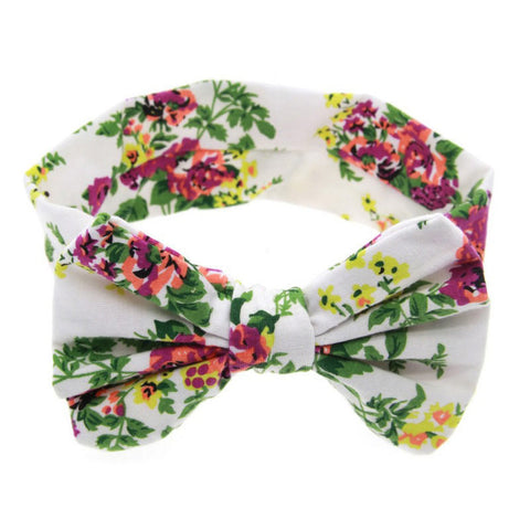 Baby Headband Floral Design - Buy 1 Get 1 FREE