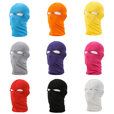 Outdoor Full Face Cover Balaclava Promo