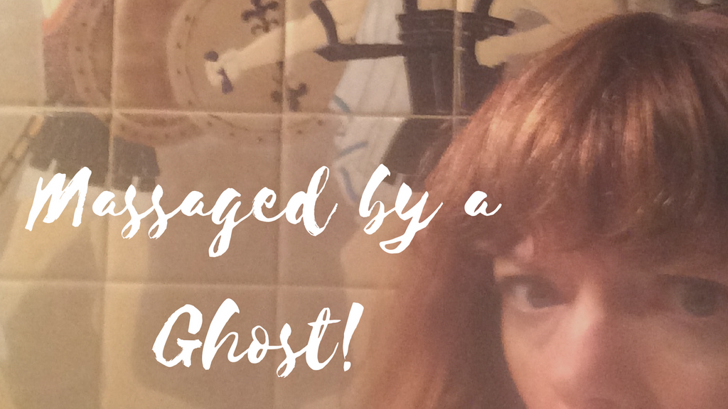 Massaged by a Ghost in Los Alamos!