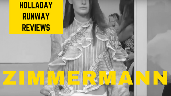 How the West Was Glam! Zimmermann New York Fashion Week Show Review